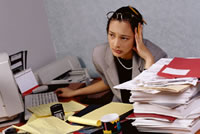 occupational stress solicitors image