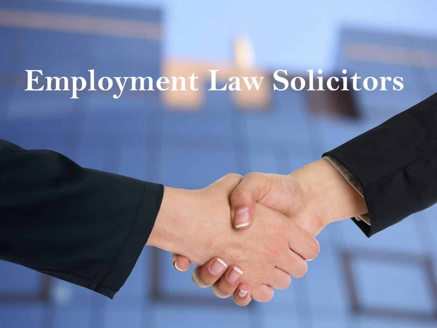 Employment Law Solicitors Image